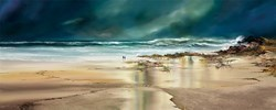 Ocean Quest by Philip Gray - Hand Finished Limited Edition on Canvas sized 14x34 inches. Available from Whitewall Galleries
